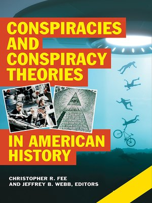 cover image of Conspiracies and Conspiracy Theories in American History [2 volumes]