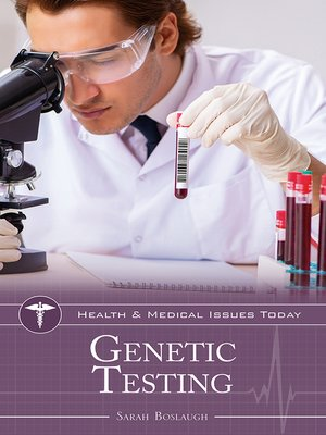 cover image of Genetic Testing