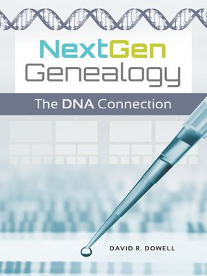 cover image of NextGen Genealogy