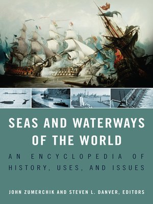 cover image of Seas and Waterways of the World