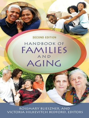 cover image of Handbook of Families and Aging