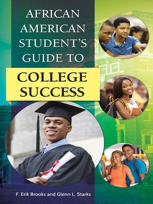 cover image of African American Student's Guide to College Success