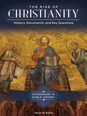cover image of The Rise of Christianity