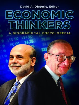 cover image of Economic Thinkers