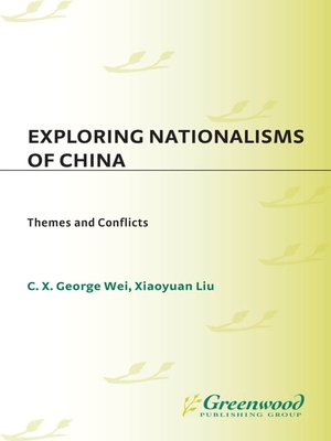 cover image of Exploring Nationalisms of China