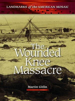 cover image of Wounded Knee Massacre