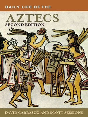 cover image of Daily Life of the Aztecs