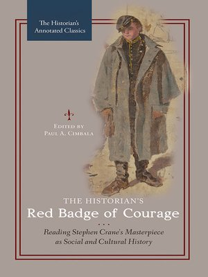 cover image of The Historian's Red Badge of Courage