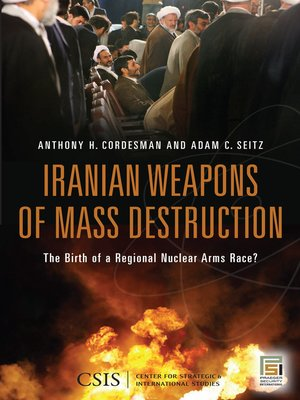 cover image of Iranian Weapons of Mass Destruction