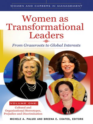 cover image of Women as Transformational Leaders