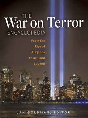 cover image of The War on Terror Encyclopedia