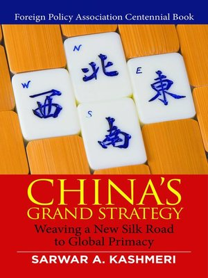 cover image of China's Grand Strategy