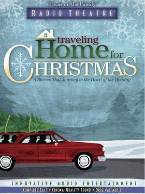 cover image of Traveling Home for Christmas