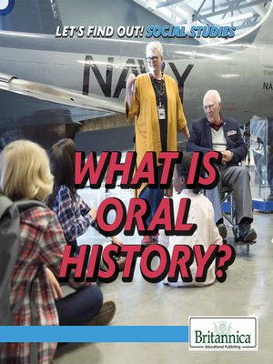 cover image of What is Oral History?
