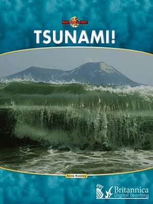 cover image of Tsunami!
