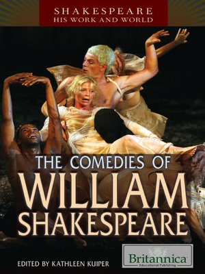 cover image of The Comedies of William Shakespeare