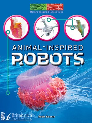 cover image of Animal-Inspired Robots