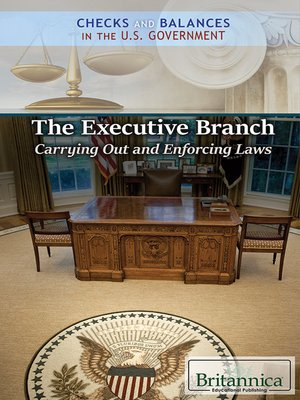 cover image of The Executive Branch