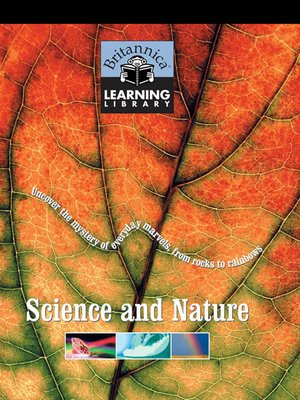 cover image of Science and Nature