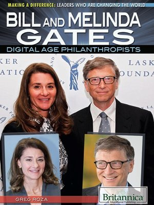 cover image of Bill and Melinda Gates