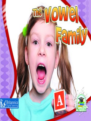 cover image of The Vowel Family