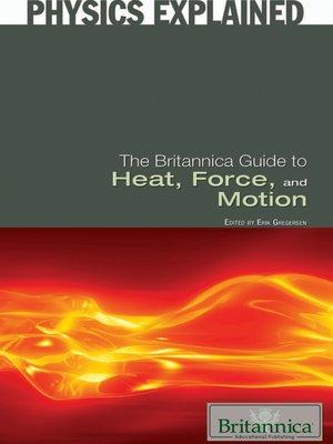 the britannica guide to heat force and motion by britannica rh overdrive com TREC E -Books Britannica E-Books Buttons