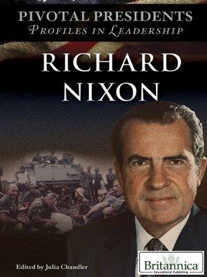 cover image of Richard Nixon