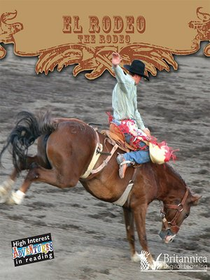 cover image of El rodeo (The Rodeo)