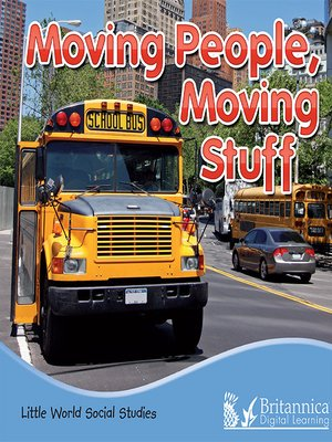 cover image of Moving People, Moving Stuff