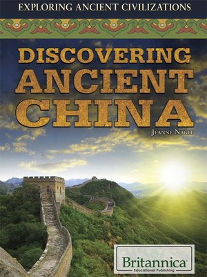 cover image of Discovering Ancient China