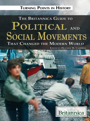 cover image of The Britannica Guide to Political Science and Social Movements That Changed the Modern World