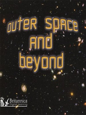 cover image of Outer Space and Beyond