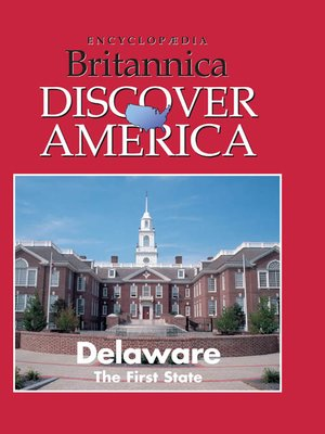 cover image of Delaware: The First State