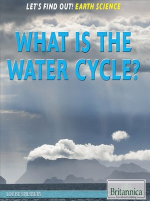 cover image of What Is the Water Cycle?
