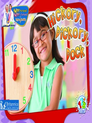 cover image of Hickory, Dickory, Dock