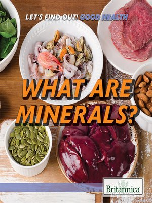 cover image of What Are Minerals?