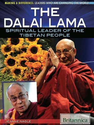 cover image of The Dalai Lama
