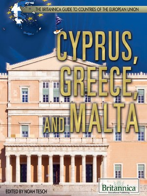 cover image of Cyprus, Greece, and Malta