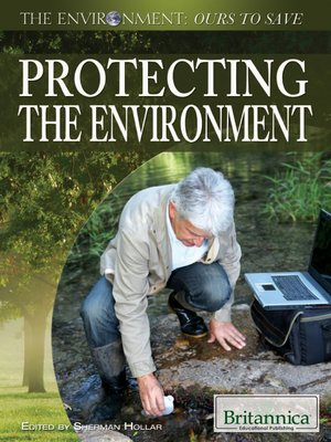 cover image of Protecting the Environment