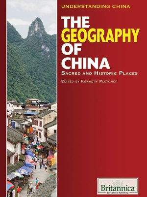 cover image of The Geography of China