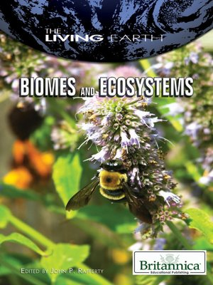 cover image of Biomes and Ecosystems