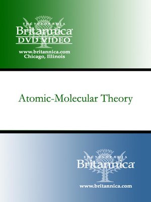 cover image of Atomic-Molecular Theory