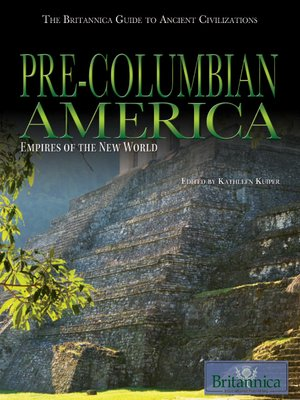 cover image of Pre-Columbian America