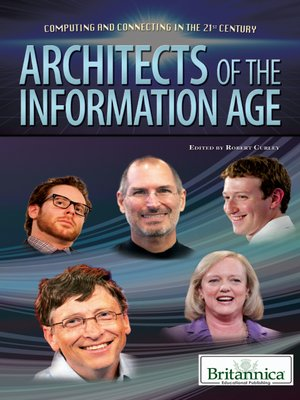 cover image of Architects of the Information Age
