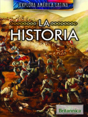 cover image of la historia (The History of Latin America)