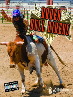 cover image of Rodeo Bull Riders