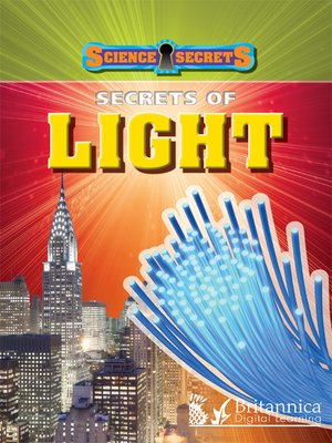 cover image of Secrets of Light