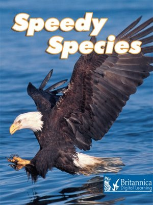 cover image of Speedy Species