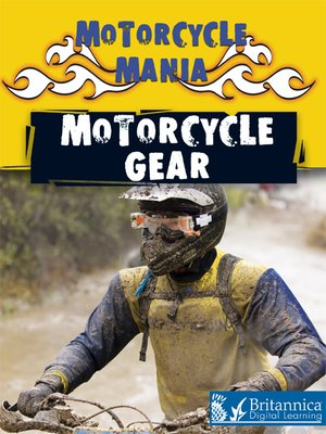 cover image of Motorcycle Gear