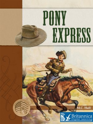 cover image of Pony Express